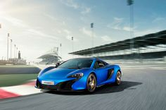 McLaren 650S Spider. At the Geneva Motor Show, McLaren, a creator of high-performance automobiles introduced the 650S Spider, a convertible super car that slits between the brand's 12C and it's hybrid P1. It aims to dethrone the Ferrari 458 Speciale.