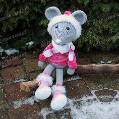 Muis Missy! Mouse Missy! Amigurumi