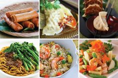 "Great list of recipes for Chinese New Year on Jan 28th - it's a Saturday, think we need a ""little party"""