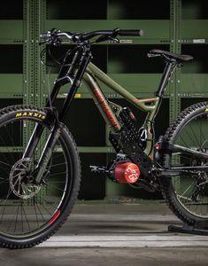 Santa Cruz V10cc Ego3400wrp Blackfriday Whitexmas Ego Kits In 2020 Downhill Bike Electric Bike Kits Bicycle Mountain Bike