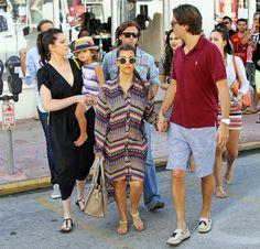 The Kardashians Take Miami!: Collins Avenue