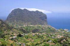 Madera: punkty widokowe / Pena de Aguia