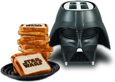 Imperial Logo, Darth Vader Toaster, Darth Maul, Vader Helmet, Kitchen Jars, Star Wars Party, Cool Gadgets, Amazon Gadgets, Lego Star Wars