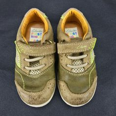 Clarks boys my First Shoes size infant toddler kids trainer quality Infant Toddler, Toddler Boys, Clarks, Trainers, Vans, Sneakers, Shopping, Ebay, Shoes