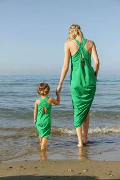 Mother and Daughter fashion