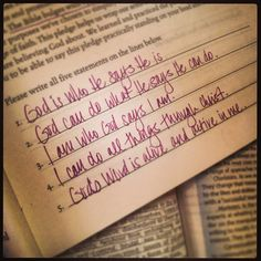 Beth Moore's Believing God study