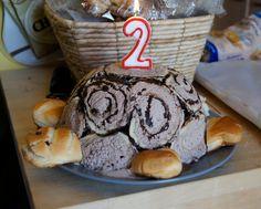 Torta di compleanno a forma di tartaruga, ecco come fare: http://www.amando.it/casa-cucina/ricette/dolci/torta-compleanno-tartaruga.html