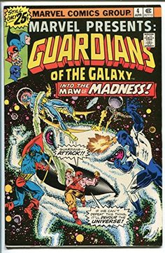 MARVEL PRESENTS #4 1976-GUARDIANS OF THE GALAXY-vf/nm @ niftywarehouse.com #NiftyWarehouse #GuardiansOfTheGalaxy #Marvel #Movies #ComicBooks #Comics #MarvelMovies