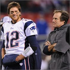 The Patriots. Tom Brady and Bill Belichick hold the record for wins by a quarterback and head coach in Super Bowl era with 117. Yup, that's my team! :)