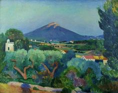 Henri Manguin (1874-1949) French Fauvist Artist Post Impressionism, Van Gogh, Modern Artists, French Artists, Raoul Dufy, Art Nature, Saint Tropez, Modern Painting, Georges Braque