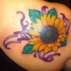 like the idea of having a sunflower tattoo but wouldnt want it to look cheap or cheesey...
