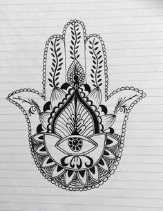 Fatima #fatima #hand #art