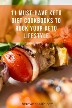 You have learned the Keto basics but what type of meals do you cook to stay on track? Explore 11 keto cookbooks to help you lose weight & feel great. Healthy Diet Tips, Healthy Eating Recipes, Diet And Nutrition, Diet Recipes, Paleo Diet, Lunch Recipes, Vegan Recipes, Cooking Recipes, Best Diet Plan