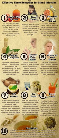 Natural Remedies For Sinusitis Effective Home Remedies For Sinus Infection - Home remedies and healthy living off the grid tips for when SHTF. Survival Life is the best source for prepper survival gear, tips, and off the grid living. Home Remedies For Sinus, Sinus Infection Remedies, Allergy Remedies, Holistic Remedies, Natural Health Remedies, Natural Cures, Natural Healing, Herbal Remedies, Medicine For Sinus Infection