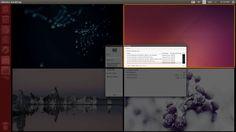 Como colocar um papel de parede diferente em cada área de trabalho no Ubuntu 14.04 - Blog do Edivaldo