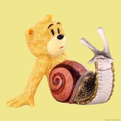 Bad Taste Bears Les Cargo Half Snail RARE Fast Shipping More in Shop | eBay