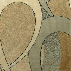Tapete Marbella Escama Bege 198x300 cm