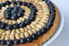 Wrapped in Pastry Sneak Peek: Peanut Butter Caramel Blueberry Pie | Tales of a Vegan Food Fetishist