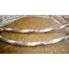 Στέφανα γάμου επάργυρα   123-mpomponieres.gr Bracelets, Silver, Jewelry, Jewlery, Jewerly, Schmuck, Jewels, Jewelery, Bracelet