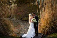 C&B at #stonemanorcountryclub #fallwedding #frederickmdwedding