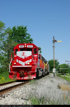 RailPictures.Net Photo: INRD 4001 Indiana Rail Road EMD SD40-2 at Saltillo, Indiana by Michael Biehn