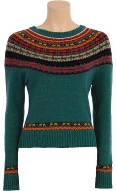 King Louie - Raglan sweater Borgen