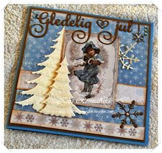 Everybody Art Challenge DT Christmas Card 2015 Art Challenge, I Card, Christmas Cards, Crafting, Challenges, Paper, Frame, Projects, Decor