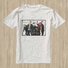Black Butler 16W #Black Butler  #Anime #Tshirt