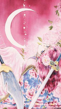 Akatsuki no yona / yona of the dawn wall paper