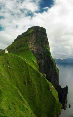 Explore the Faroe Islands.