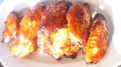 Krokante mie met PoChoi, Lamskoteletten en Kippenvleugels [gemarineerd in diverse soorten CHANS sauzen en marinade]. Smakelijke groet, Tammy Wong - Koken Met Specerijen