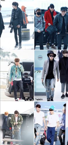J-Hope's Style Compilation