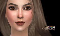 Eyebrows 06 & 07 at Alf-si via Sims 4 Updates