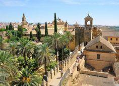 "Córdoba, Spain -   ""Córdoba : Alcázar de los Reyes Cristianos  2/2"" by Pantchoa, via Flickr"