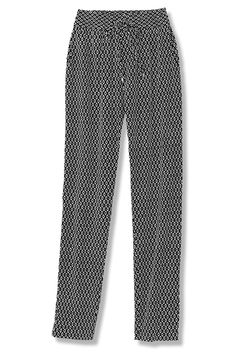 Print Taj Ankle Pants - Women's Pants | Coldwater Creek