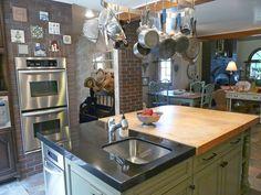 Kitchen island. Kitchen design & remodeling by Danilo Nesovic, Designer · Builder (dndb.info)