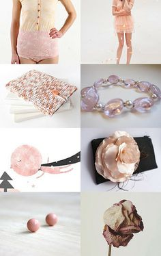 Pale pink by Maria Ayani Gabilondo on Etsy--Pinned with TreasuryPin.com