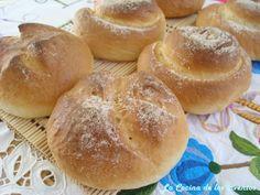La Cocina de los inventos: Rosetas de Pan