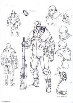 light armor 17 by TugoDoomER.deviantart.com on @DeviantArt