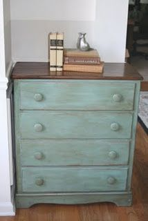 Love this finish, Chalk paint. Repainting Furniture, Basement Furniture, Chalk Paint Furniture, My Furniture, Repurposed Furniture, Unique Furniture, Furniture Makeover, Provence Chalk Paint, Chalk Paint Projects