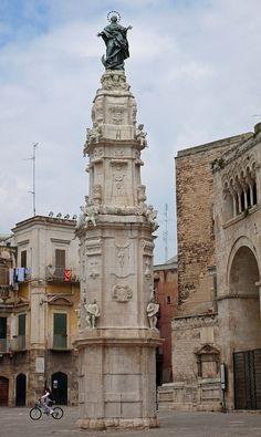 Bitonto, Apulia, Italy