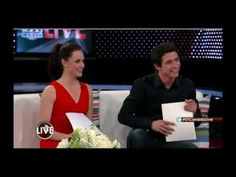 [Interview] Tessa Virtue & Scott Moir - ET Canada 03.12.2014 - YouTube