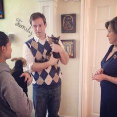 #ASingleGirlsChristmas #gettingReady #CatStuff #FamilyStuff #Filmmaking