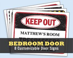 3fb6189aaa5c25cf1819f3cfcaf0cb89 bedroom door signs bedroom