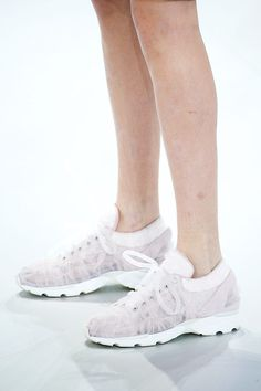 Sneakers at Haute Couture: Chanel SS 14