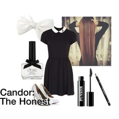 """Divergent Fashions: Candor"" by emilyj-eggenberger on Polyvore"