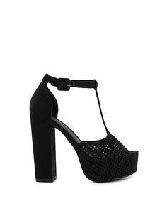 Indiana - Nly Shoes - Sort - Festsko - Sko - Kvinde - Nelly.com