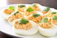 Chili Eggs