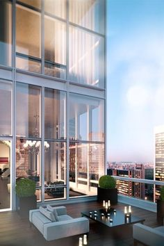 Baccarat Residences Penthouse, New York
