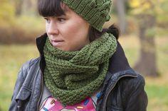 #knit #knitting #knithat #snood #scarf #autumn #вязание